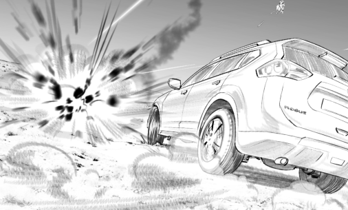 storyboards digi-action sample